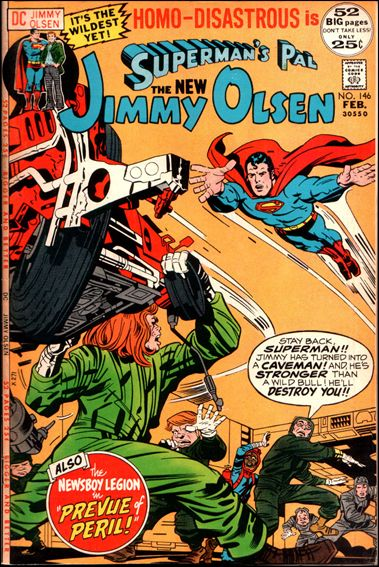 Superman's Pal Jimmy Olsen 146-A by DC
