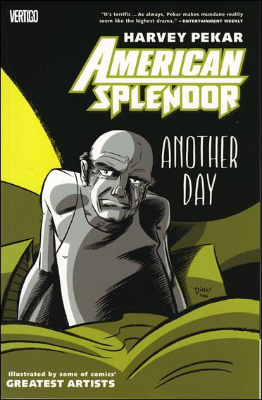 American Splendor: Another Day 1-A by Vertigo