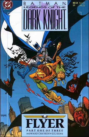Batman: Legends of the Dark Knight 24-A by DC