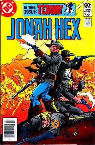 Jonah Hex (1977) 55-A by DC