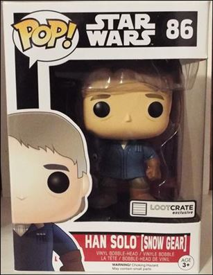 POP! Star Wars Han Solo [Snow Gear]