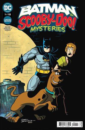 Batman & Scooby Doo Mysteries 1-A