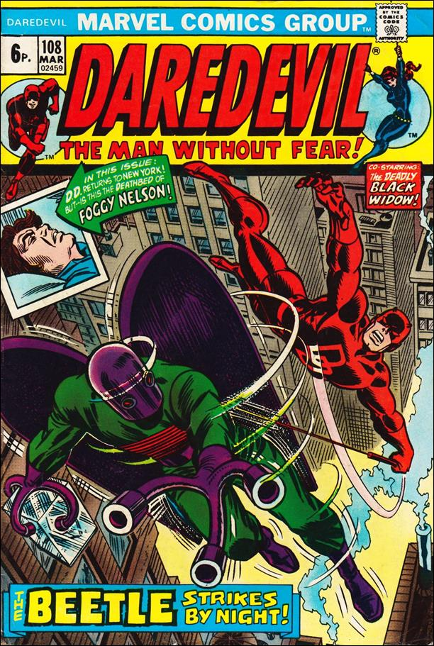 Daredevil (1964) 108-B by Marvel