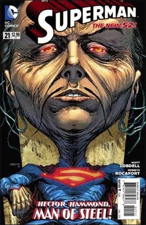 Superman (2011) 21-A