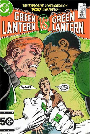 Green Lantern (1960) 197-A by DC