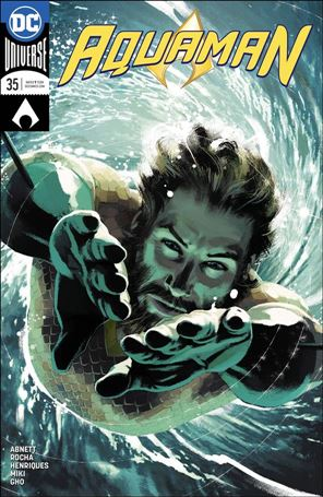 Aquaman (2016) 35-B