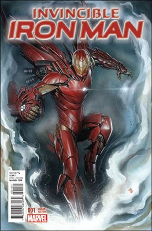 Invincible Iron Man (2015)  1-D