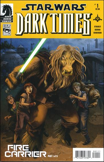 Star Wars: Dark Times - Fire Carrier 1-A by Dark Horse