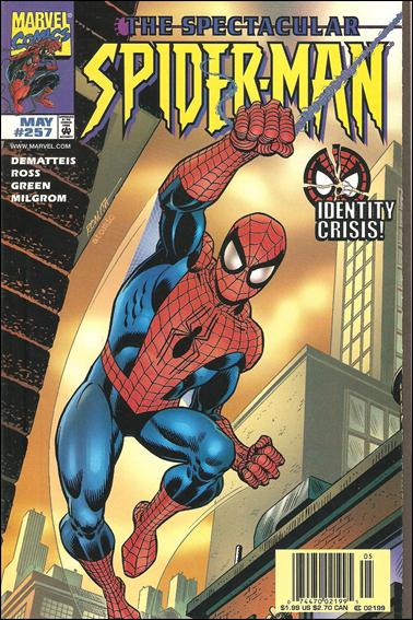 Spectacular Spider-Man (1976) 257-C by Marvel