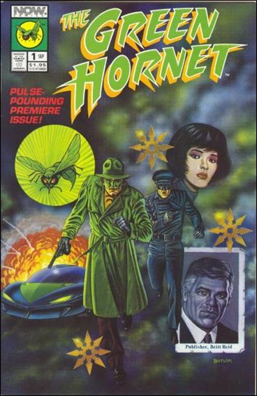 Green Hornet (1991) 1-A by Now Comics