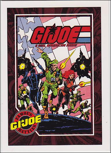 G.I. Joe (Base Set) 153-A by Impel