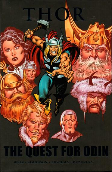Thor: The Quest for Odin nn-A by Marvel