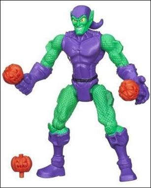Marvel Super Hero Mashers Green Goblin (Loose)