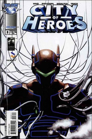 City of Heroes (2005) 3-A by Top Cow