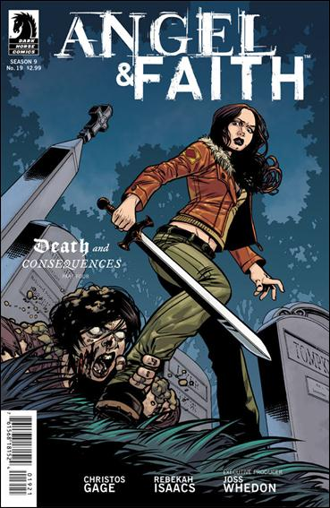 Angel &amp; Faith 19-B by Dark Horse