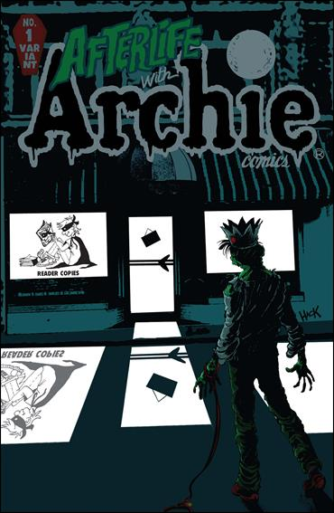 Afterlife with Archie 1-FM by Archie