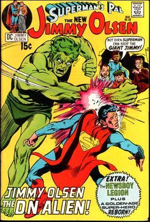Superman's Pal Jimmy Olsen 136-A