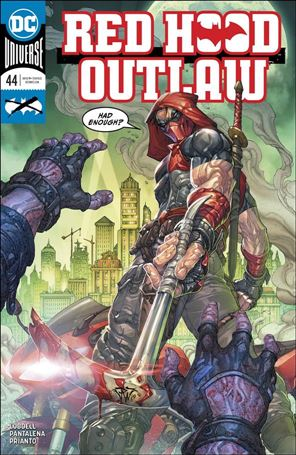 Red Hood: Outlaw 44-A