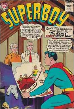 Superboy (1949) 108-A by DC