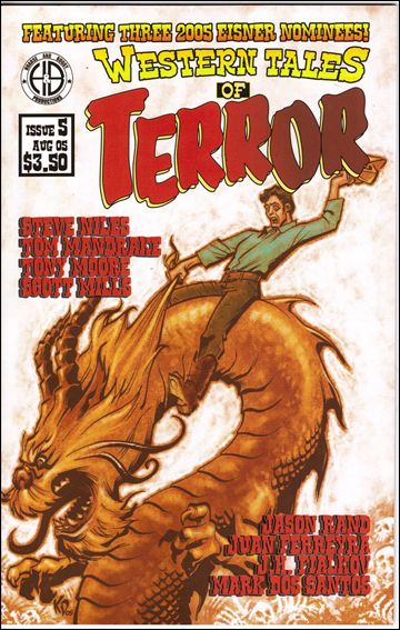 Western Tales of Terror  5-A by Hoarse and Buggy