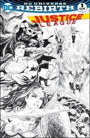 Justice League (2016) 1-L