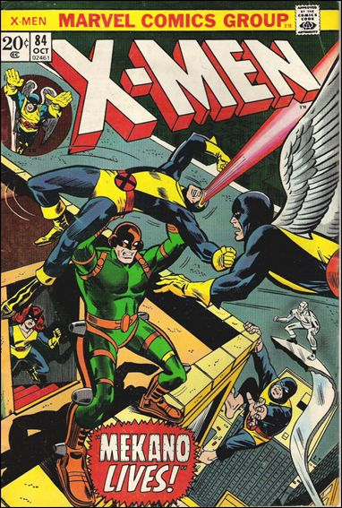 X-Men (1963) 84-A by Marvel