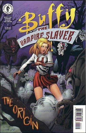 Buffy the Vampire Slayer: The Origin 2-A by Dark Horse