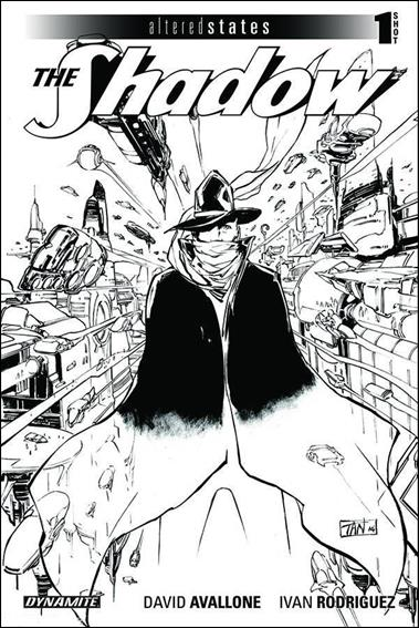 Altered States: The Shadow 1-B by Dynamite Entertainment
