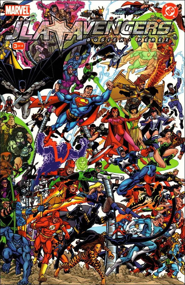 JLA/Avengers 3-A by Marvel