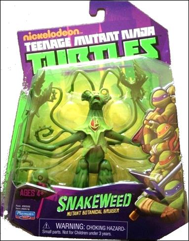 Teenage Mutant Ninja Turtles (2012) Snakeweed by Playmates