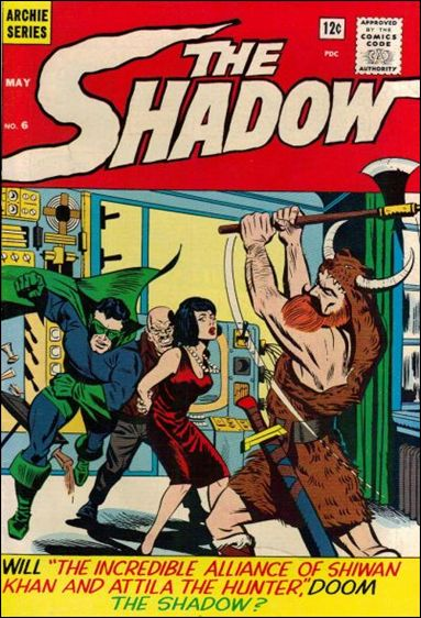 Shadow (1964) 6-A by Radio