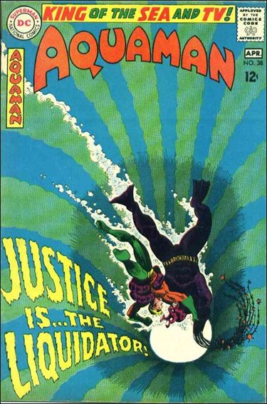 Aquaman (1962) 38-A by DC