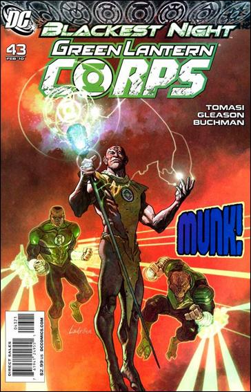 Green Lantern Corps (2006) 43-B by DC