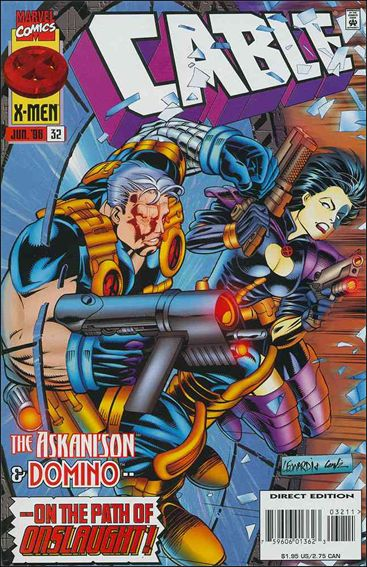 Cable (1993) 32-A by Marvel