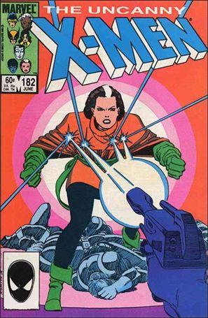 Uncanny X-Men (1981) 182-A