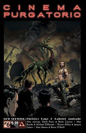 Alan Moore's Cinema Purgatorio 6-E