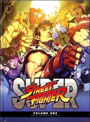 Super Street Fighter 1-A by Udon