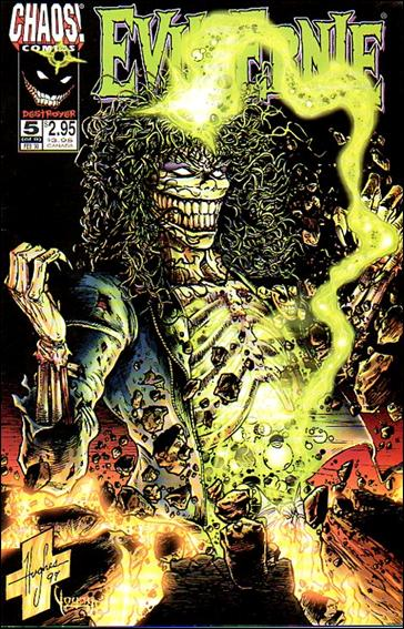 Evil Ernie: Destroyer 5-A by Chaos! Comics