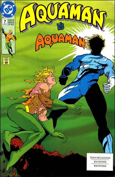 Aquaman (1991) 7-A by DC