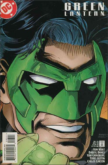 Green Lantern (1990) 93-A by DC