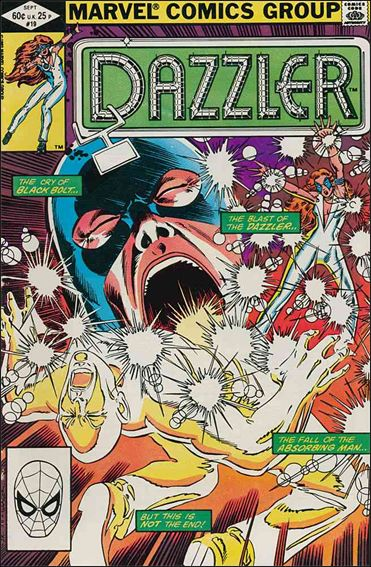 Dazzler (1981) 19-A by Marvel