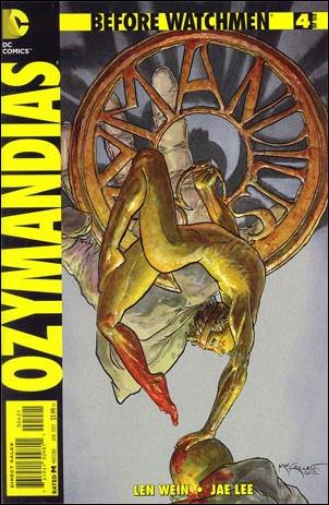 Before Watchmen: Ozymandias 4-D by DC