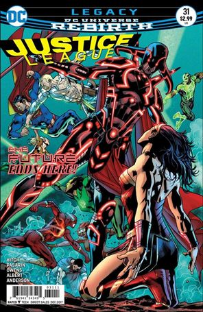 Justice League (2016) 31-A