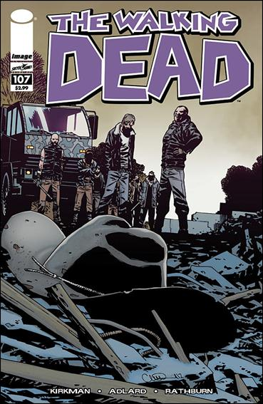 Walking Dead (2003) 107-A by Skybound Entertainment