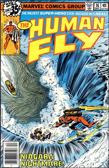 Human Fly 16-A by Marvel