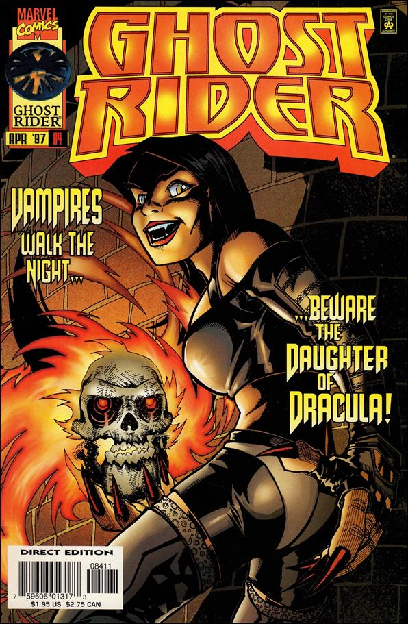 Ghost Rider (1990) 84-A by Marvel