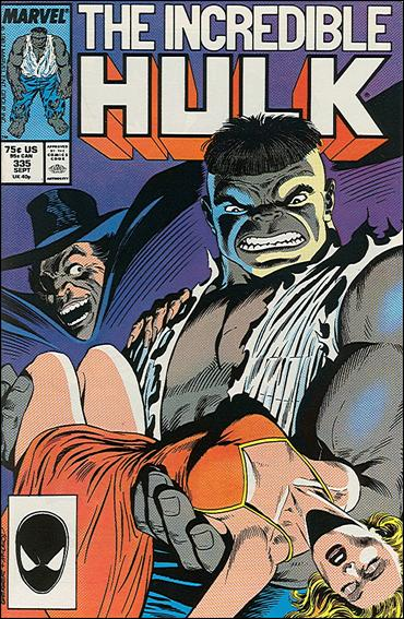Incredible Hulk (1968) 335-A by Marvel