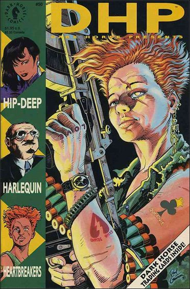 Dark Horse Presents (1986) 50-A by Dark Horse