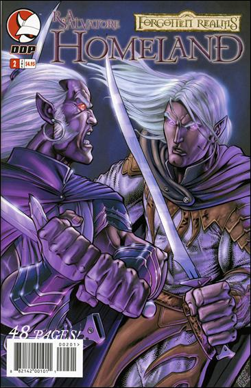 Forgotten Realms: Homeland 2-A by Devil's Due