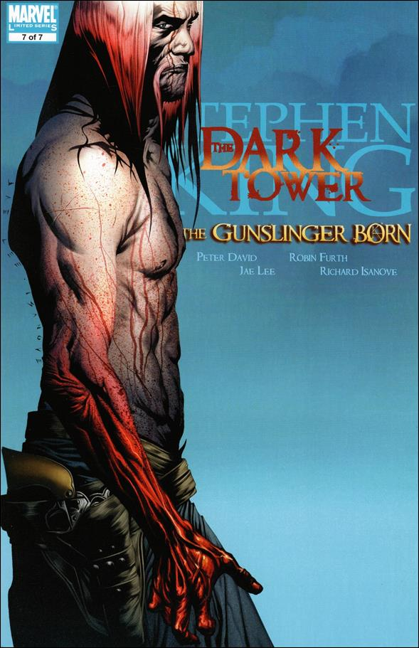 Dark Tower: The Gunslinger Born 7-A by Marvel